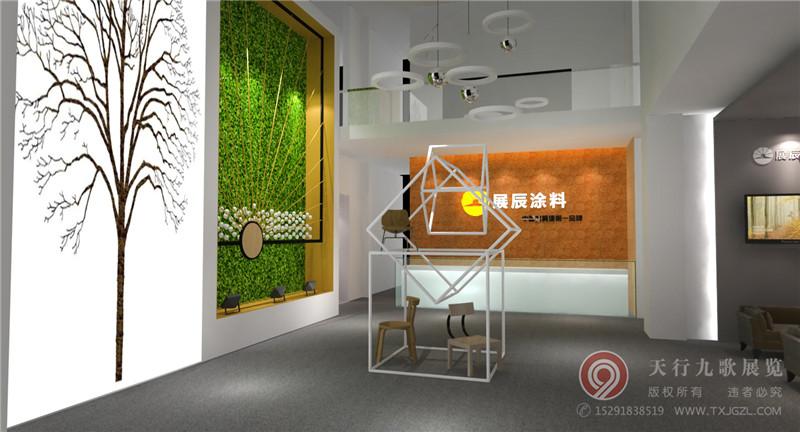 你见过这样的个性化的展厅设计吗?