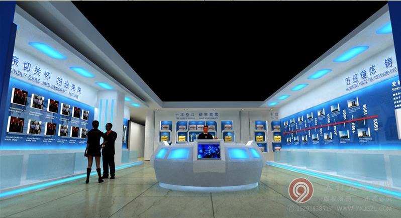 企业文化展厅应该怎么规划?展厅设计公司带你去了解?