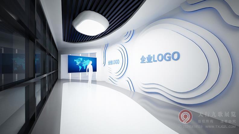 展厅搭建有哪些吸引力,西安展厅搭建公司给我们具体的详解?