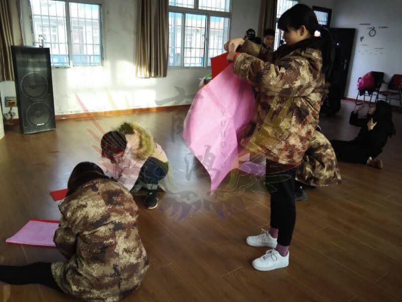管理能力培养-宝鸡青少年特训学校