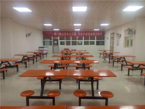 陕西厌学教育-育鸿教育食堂