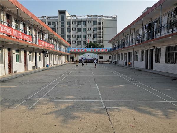 陕西戒暴力-西安育鸿励志教育咨询中心校园环境