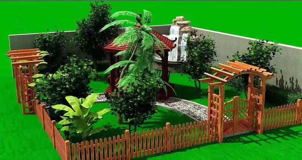 打造自然景观厂家 御景源园林绿化公司 自然美观