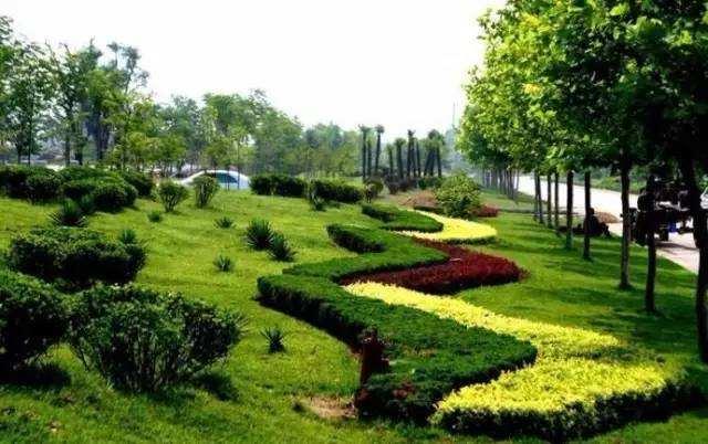 南阳园林绿化效果展示