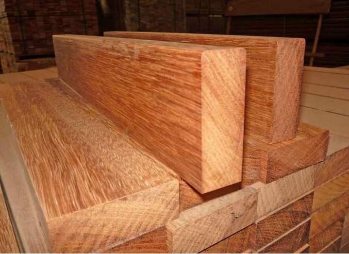 樟子松原料 天然材质防腐木 寿命更长