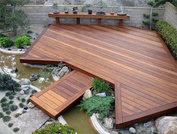 御景源防腐木怎样精准购买和应用木料防腐木房屋