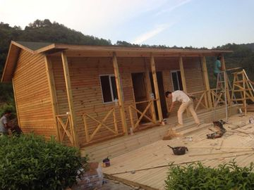南阳防腐木木屋