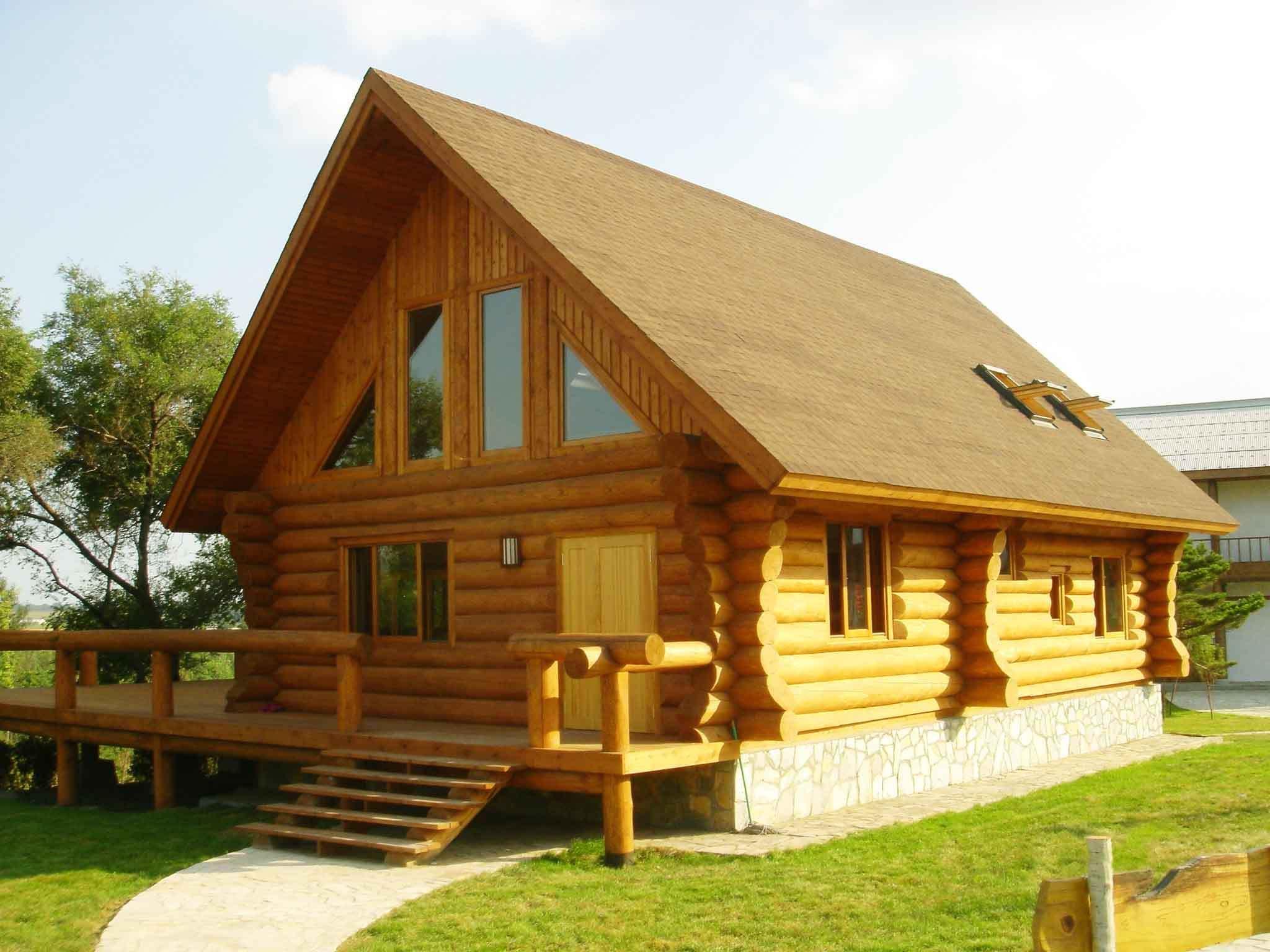 防腐木木屋怎么通风?室内装修该怎么去做?
