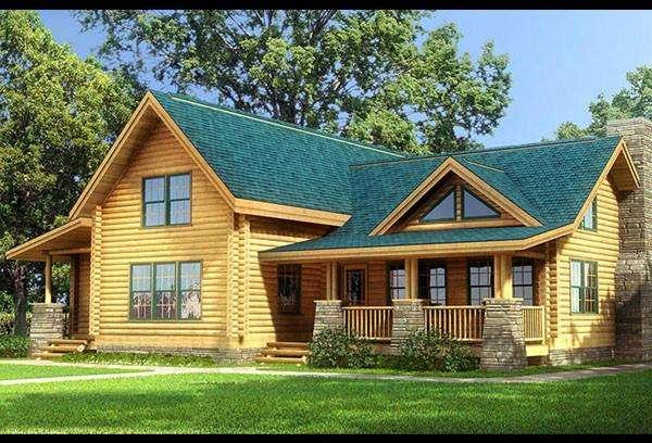 防腐木的风干对于建筑有什么好处?