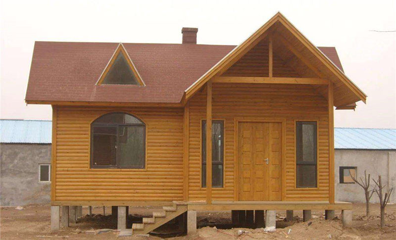 南阳防腐木木屋---木屋的设计要求是什么?