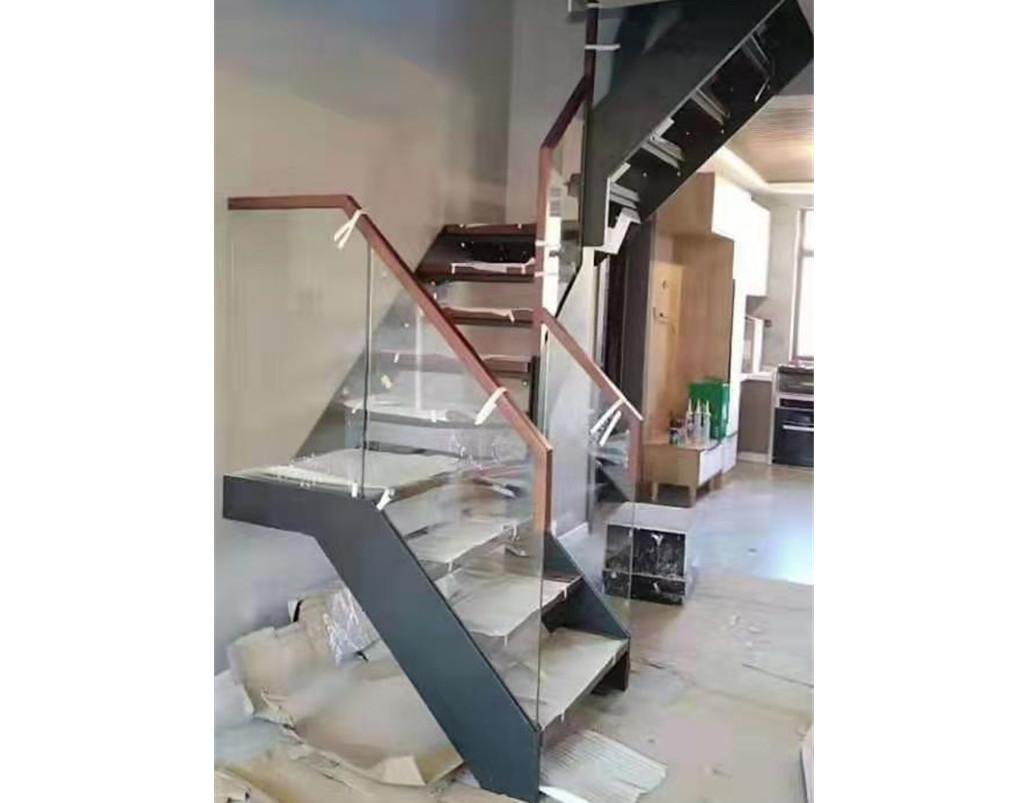 河南栏杆.具艺术创意节省室内空间的楼梯