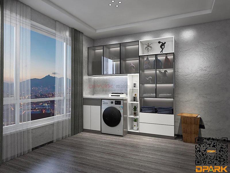 鋁合金洗衣柜