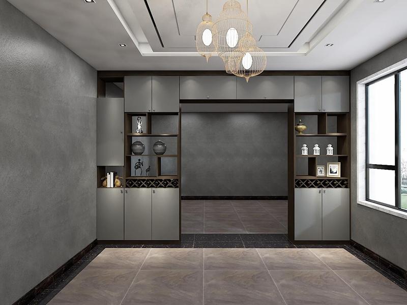鋁合金裝飾柜