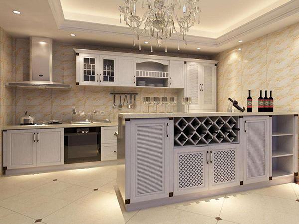 全鋁家居應用于家裝整裝定制的優勢