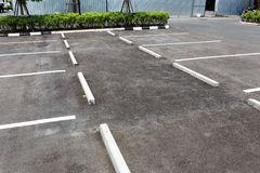 某露天停车场使用鸿春路面修复砂浆施工工程案例展示
