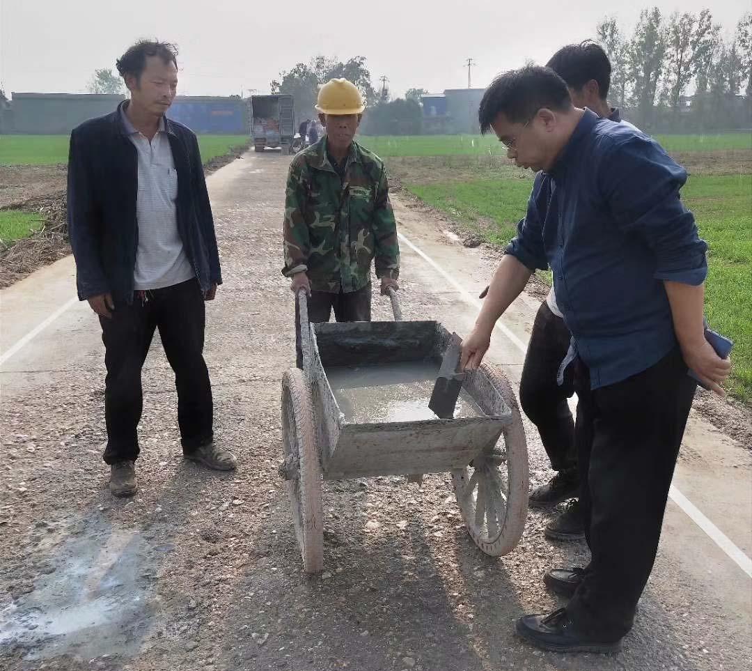 水泥路面修复材料 地面开裂修补 厂家直销