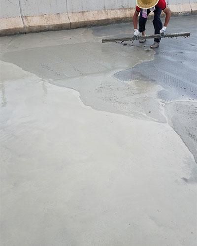 南阳某路段用河南鸿春节能路架桥修复砂浆反馈图