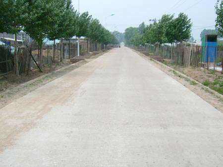 水泥路面的优点是什么?