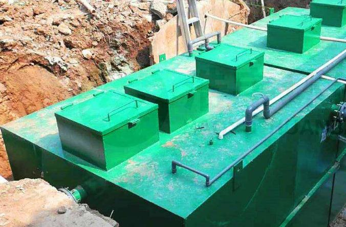 广州海瑞克隧道机械一直使用的是中远立信的污水处理设备