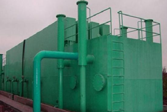 关于一体化污水处理设备的配件和特点,分享给大家4点!