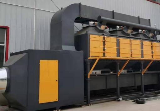 湖北催化燃烧设备的特点,从这4个方面可以了解!