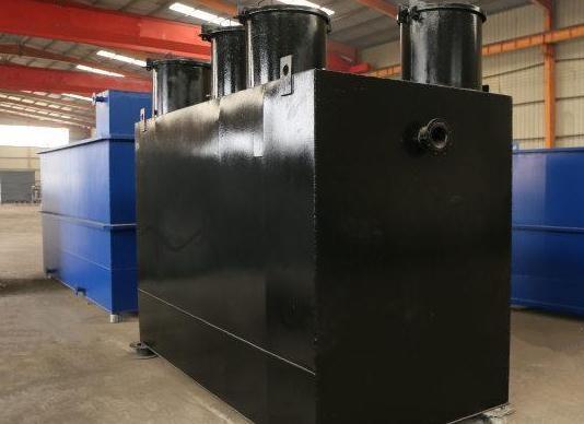 看看这里分享的一些工业污水处理设备的安装事项!