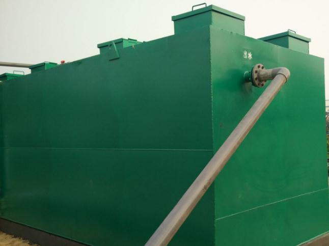 看看这4点关于地埋式污水处理设备的事项,大家注意了吗?