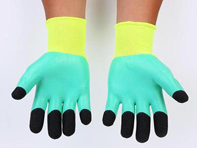 发泡胶手套