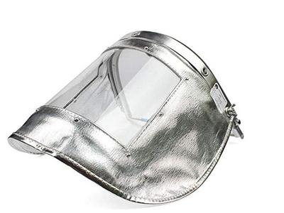 铝箔隔热面罩