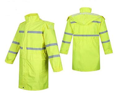 反光连体雨衣