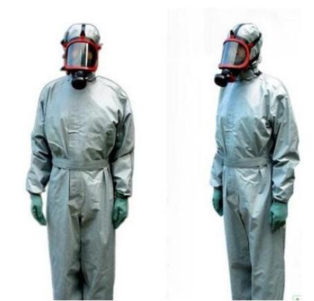 防护服的使用和养护须知