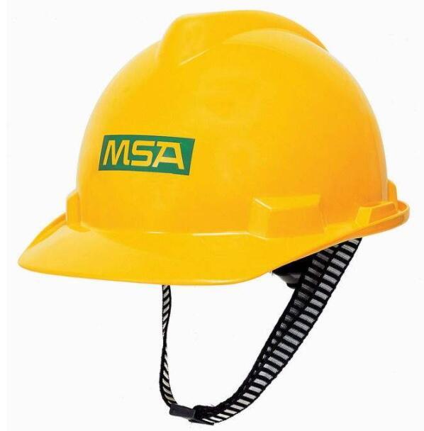 安全帽的正确使用