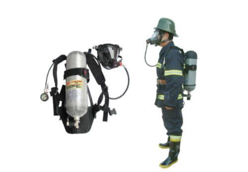 甘肃劳保用品告诉您空气呼吸器的使用方法