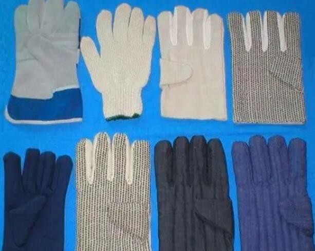 劳保用品中手套都有哪些
