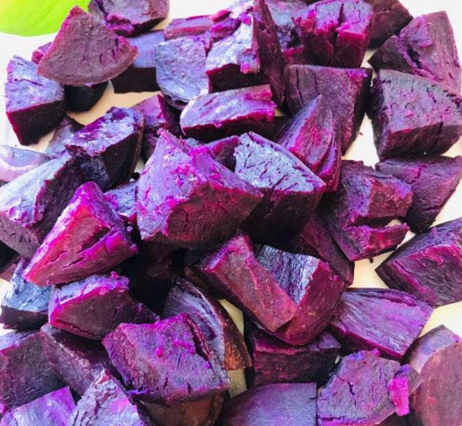 紫薯-兰州芯儿国际幼儿园