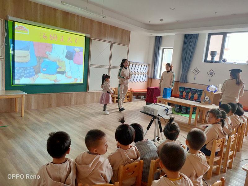 兰州芯儿国际幼儿园教师