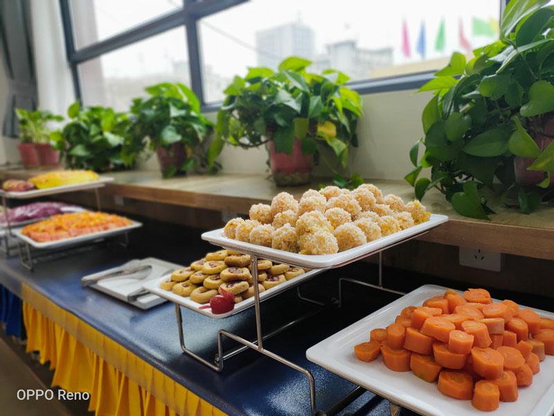 兰州芯儿国际幼儿园餐饮区