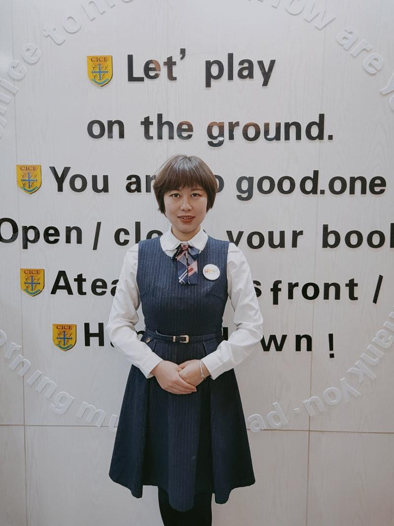 张老师-兰州芯儿幼儿园老师