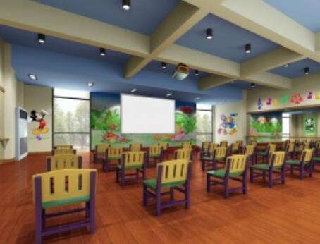 幼儿园文化墙设计制作核心是什么