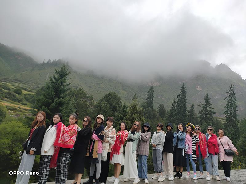 芯儿幼儿园教师团队活动