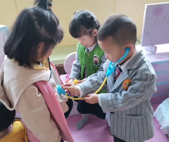 幼儿园的作用往往是隐含在未来的成长之中的