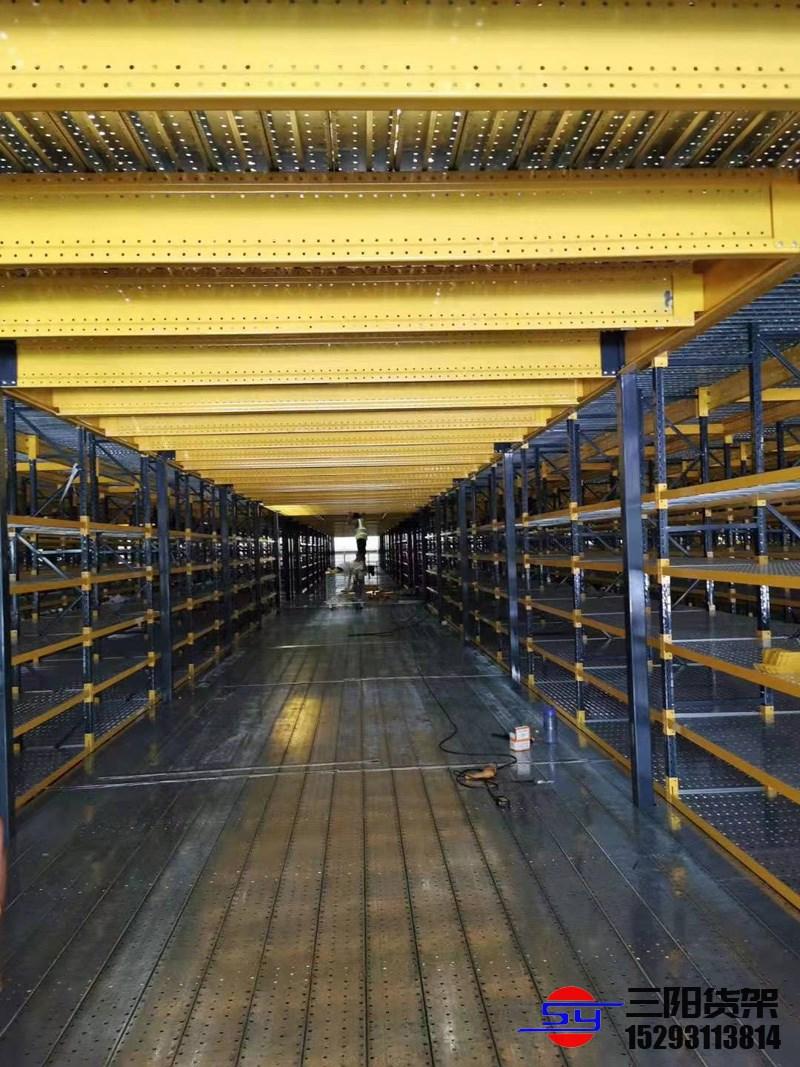 三阳货架加工厂区