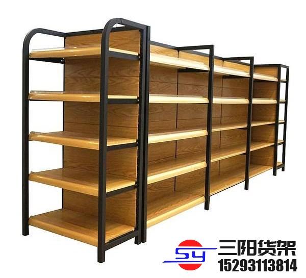 钢木精品货架