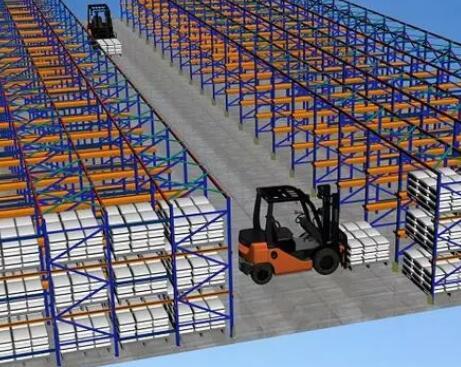 货架种类分析,不同的货架有什么特点?