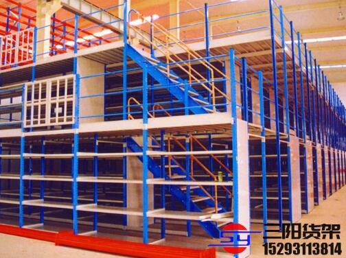 """仓储货架——货物流通的""""缓冲""""中心"""