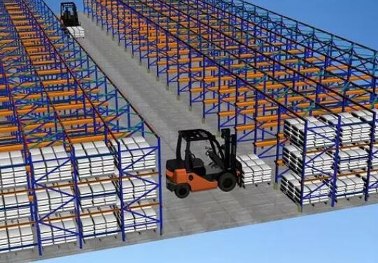 货架的含义在不同的场合中有着不同的功能