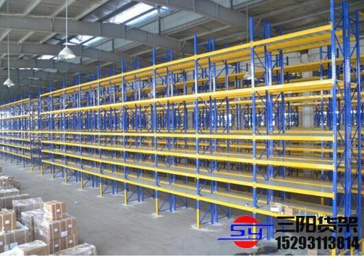 青海钢木货架