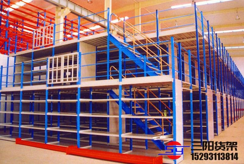 西宁钢木货架