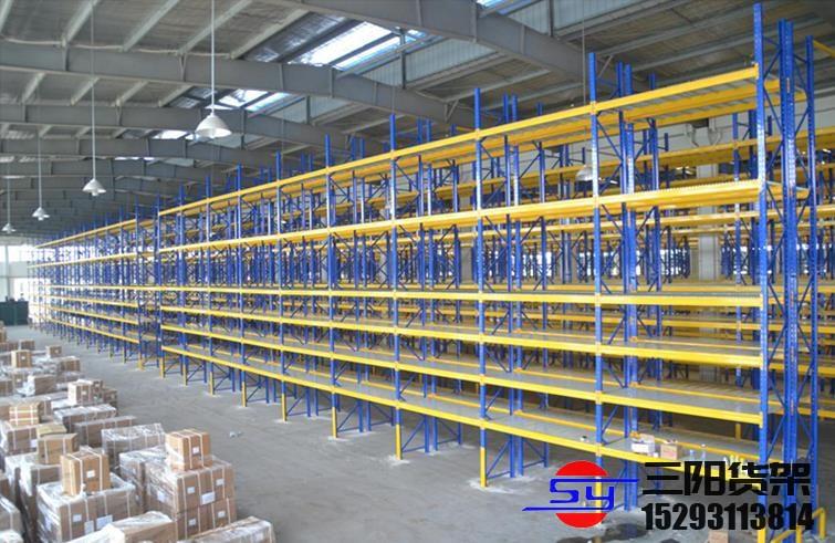 重型货架、阁楼货架平台如何成为主要的两个仓储设备