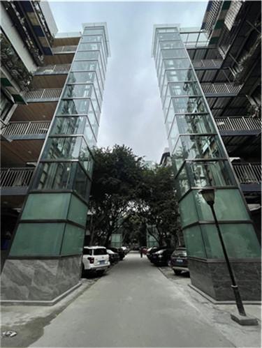 成都老旧小区加装电梯案例-双流供电局